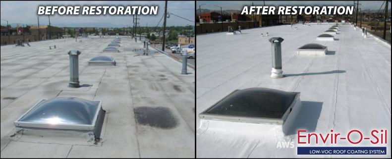 Benefits Of An Elastomeric Roof Coating